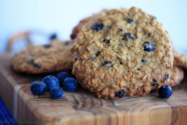 Oatmeal Blueberry Lemon Cookies | Cookies | Pinterest