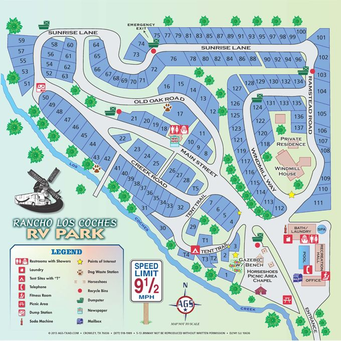 Park map in san diego with rv sites my kind of camping pintere