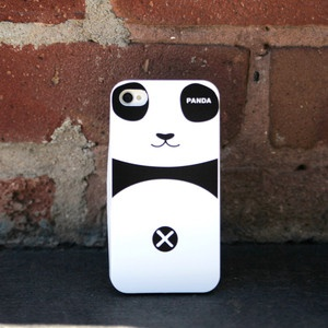 iPhone 4/4S Panda Case now featured on Fab.
