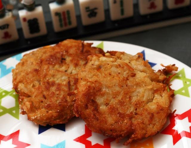 Potato-Rutabaga Horseradish Latkes | Recipes | Pinterest