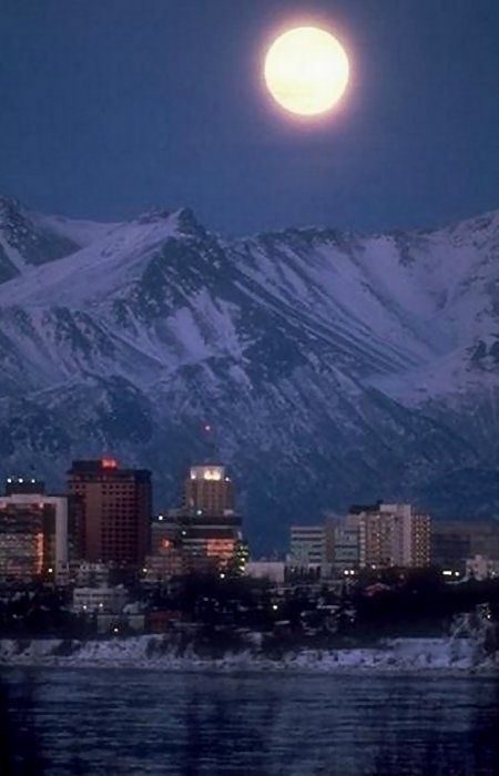 Anchorage, Alaska | My Alaska | Pinterest