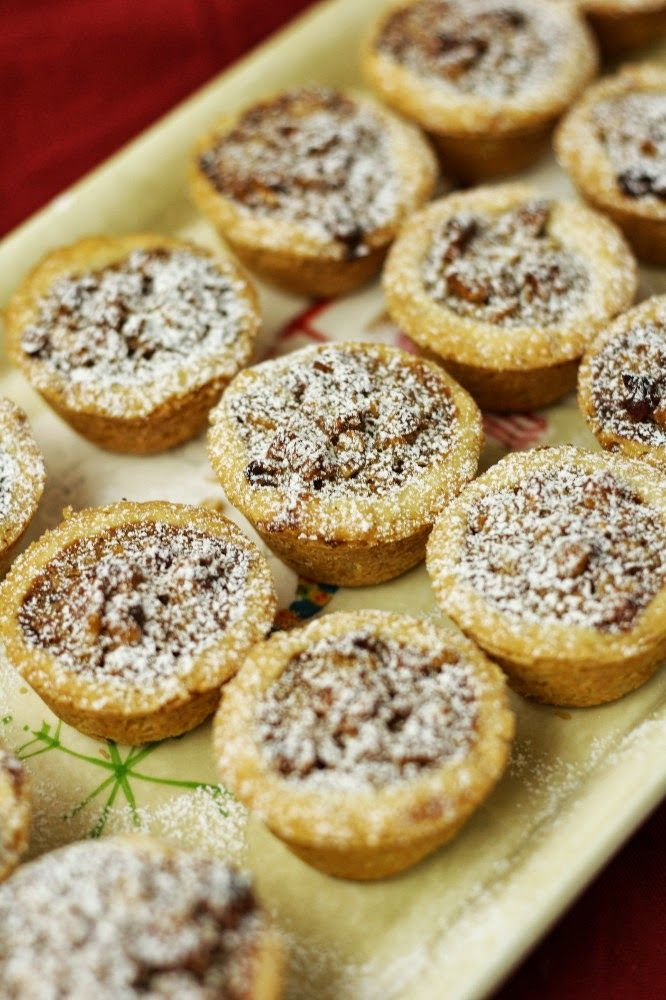 ... pecan tassies at Christmas!!!!! ~ No Gluten, No Problem: Nut Cups