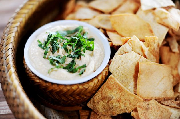 Pioneer Woman's Classic Hummus | Recipe