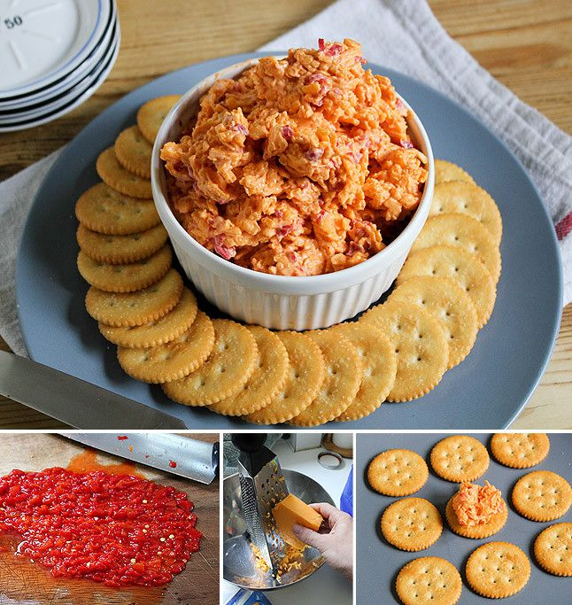 Pimento Cheese Spread | Appetizers, Dips, Sauces, Seasonings | Pinter ...
