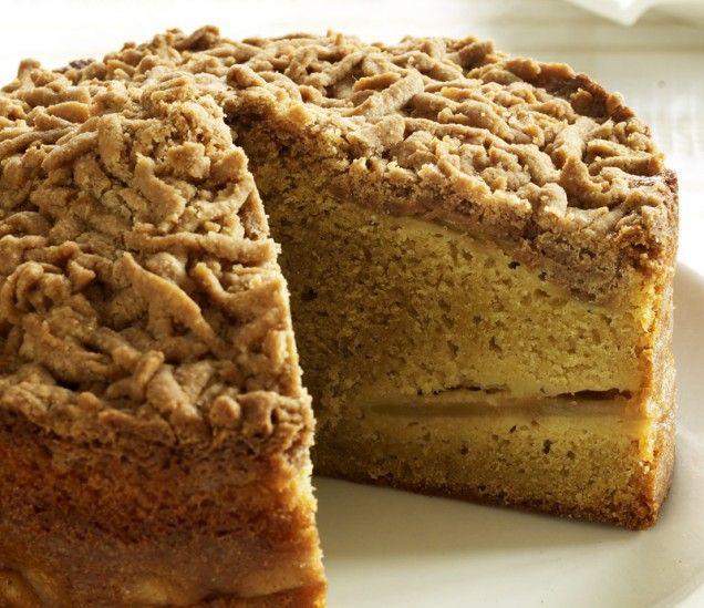 German Apple Cake | Desserts | Pinterest