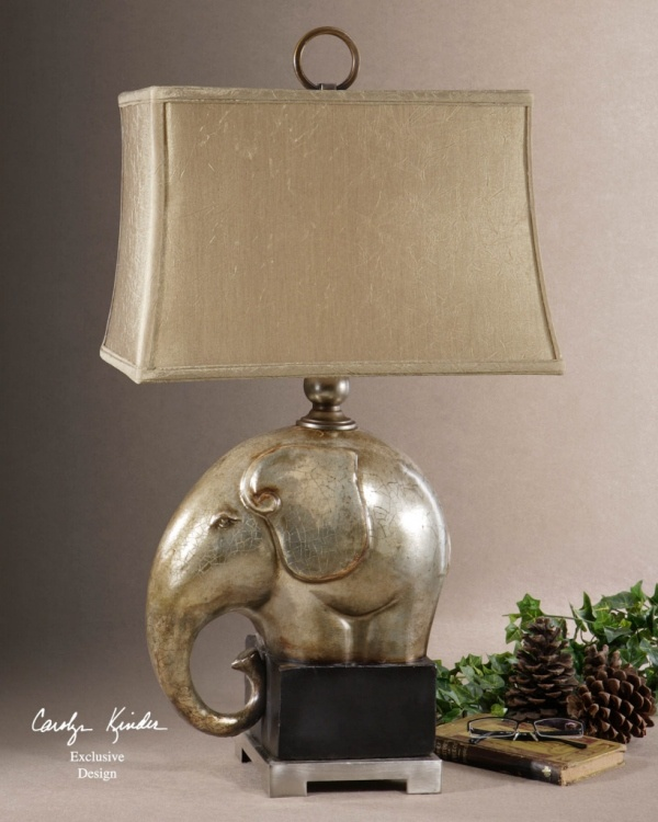elephant nursery lamp idea elephants pinterest. Black Bedroom Furniture Sets. Home Design Ideas