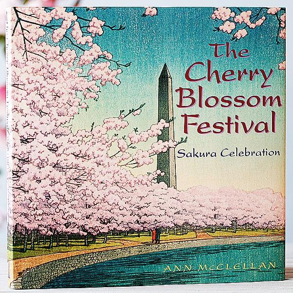 book show cherry blossom dreams