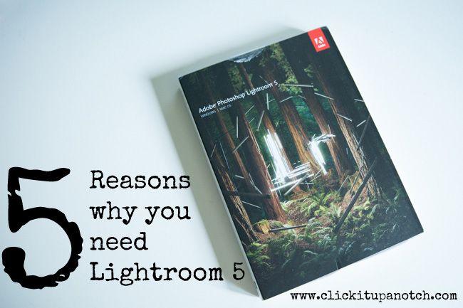 purchase lightroom 5