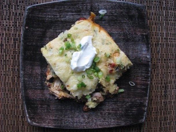 Sunday Supper: Turkey Tamale Pie | Recipe
