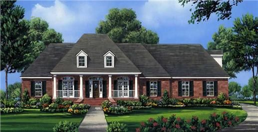 Pin by melissa riddle on house stuff pinterest - Four bedroom houses great choice big families ...