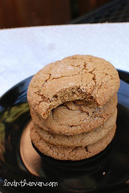 Molasses Spice Cookies | Food: Desserts | Pinterest