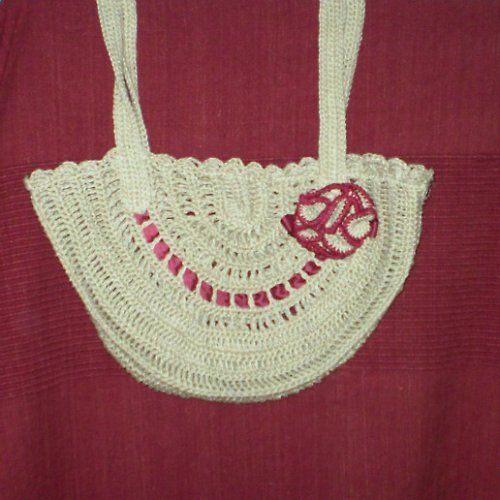 Crochet Work Bags : bag crochet