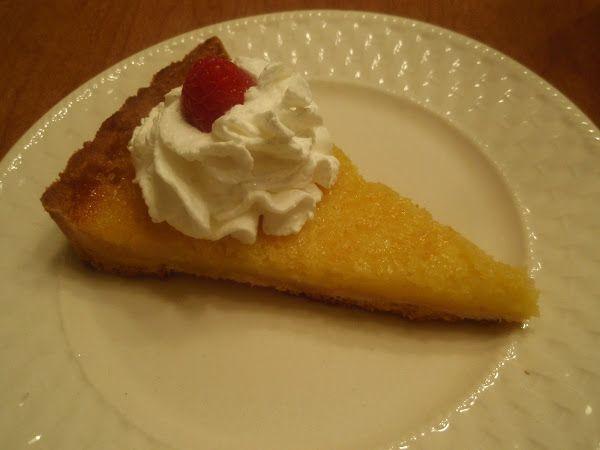 Lazy Lemon Tart - full details→ http://megansmoothierecipes.blogspot ...
