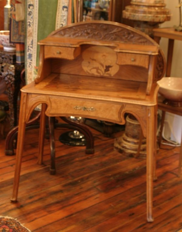 Art Nouveau Furniture Art Nouveau Furniture French Pinterest