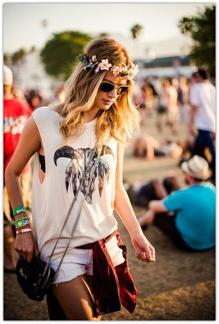 Art Symphony: Hippie Style #hippie #style #independent boho chic fashion, hippie stijl