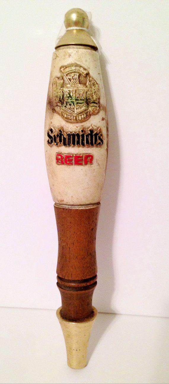 vintage beer tap handle girl