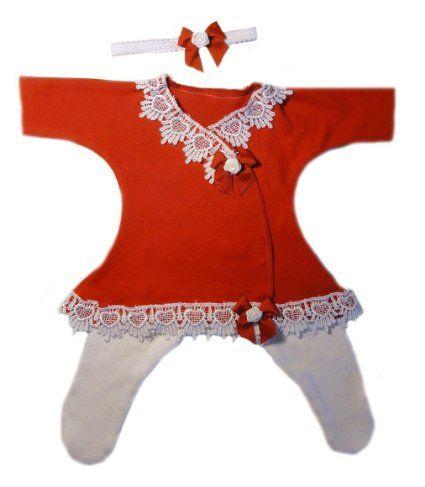 Preemie Christmas Dress Twin Stuff Pinterest