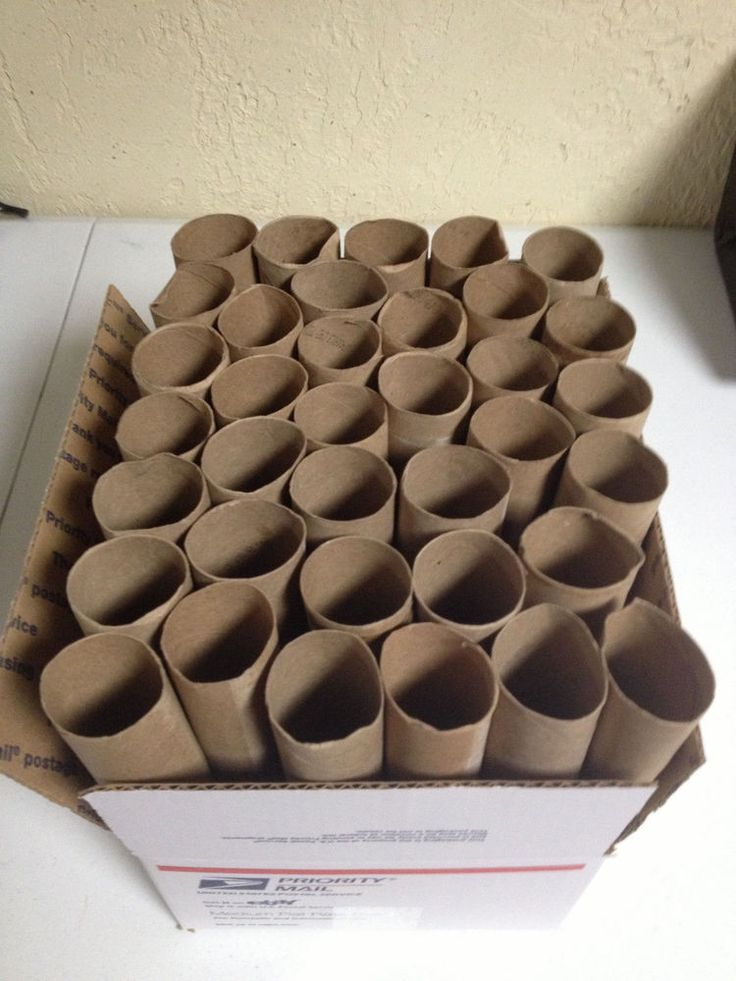 36 cardboard paper towel roll empty tubes great for craft