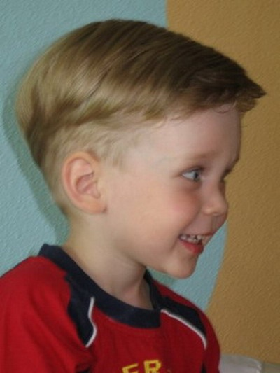 Pin Little Boys Haircuts Hairstyless on Pinterest