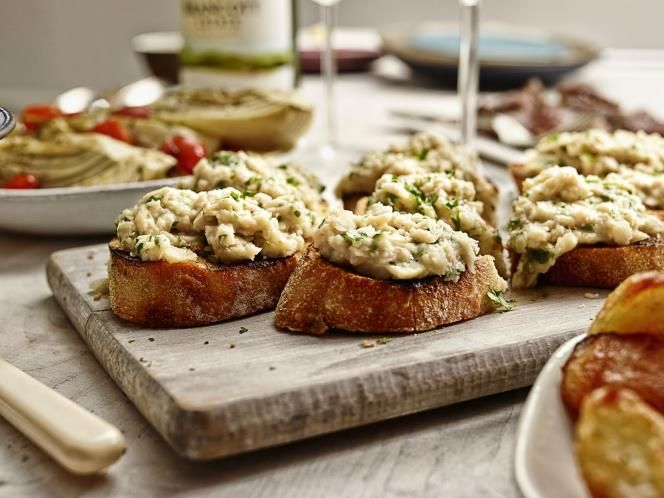 White bean crostini | Versatile Vegetables, Spices, Fruits, Eggs and ...