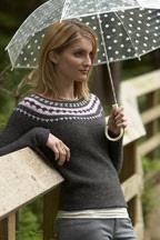 Top Ten Crochet Sweaters : Julia Vaconsin