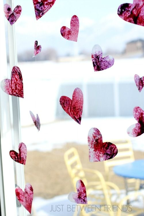 valentine's day craft for 3rd graders