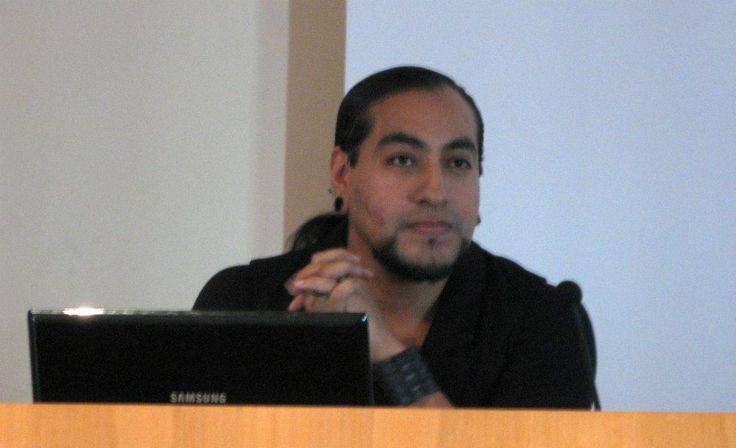Jorge Manilla durante su conferencia en Joya Barcelona 2013