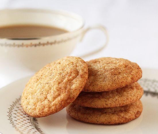 Snickerdoodle Cookies | Cookielicius | Pinterest