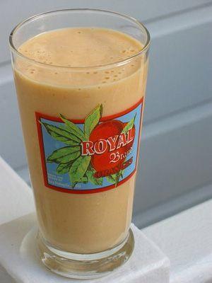 Mango-Yogurt Smoothies | Recipe