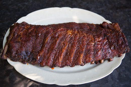 Memphis-Style Pork Ribs | Recipe