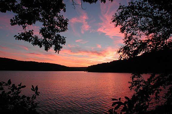 sunset delight deep creek md