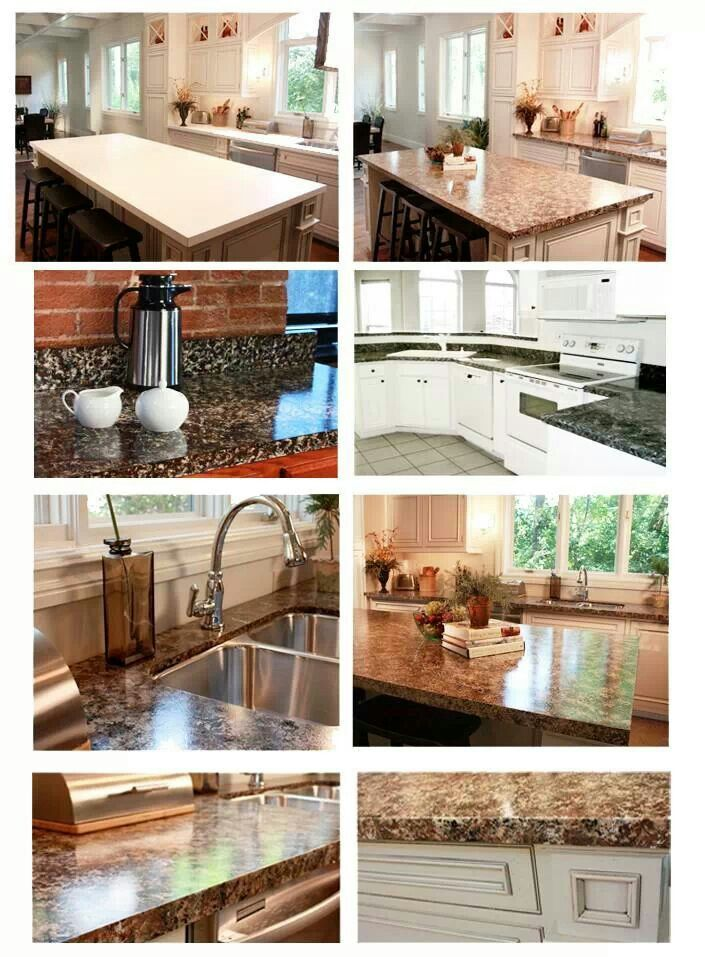 Giani Countertop Paint At Lowes : Faux Granite Countertops For the Home Pinterest