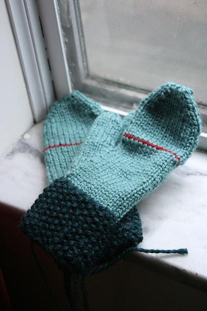 flip top mittens Knit and Crochet Pinterest