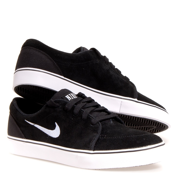 nike satire s skate shoes black 13 for the