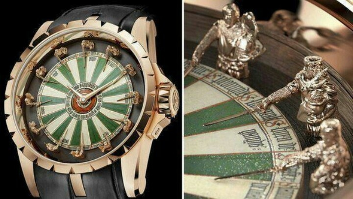King Arthur 39 S Round Table Watch Jewelry Pinterest