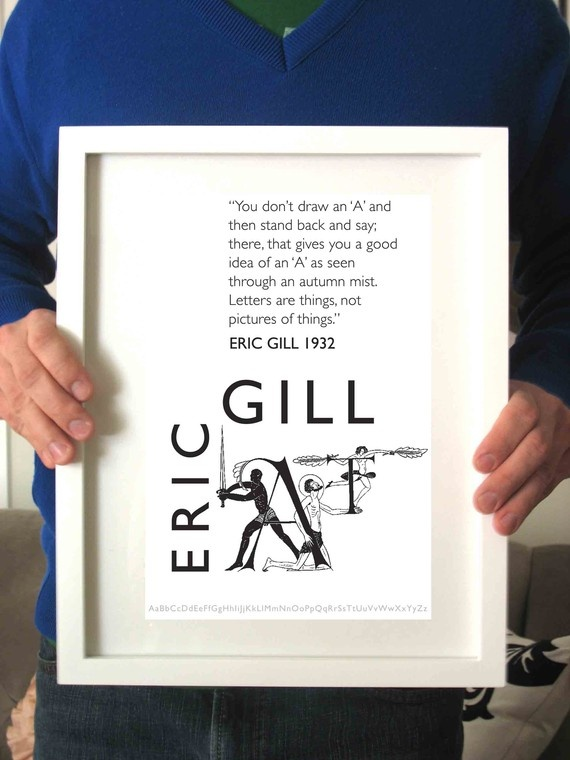 an introduction to the life of eric gill Clothing without cloth : an essay on the nude / eric gill  with engravings on wood by the author drawings from life / by eric gill an essay on typography / by eric gill.
