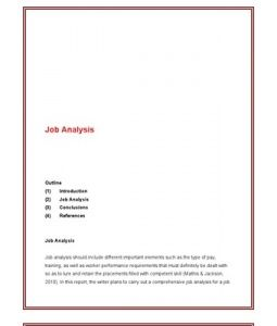 Animation apa style position paper example