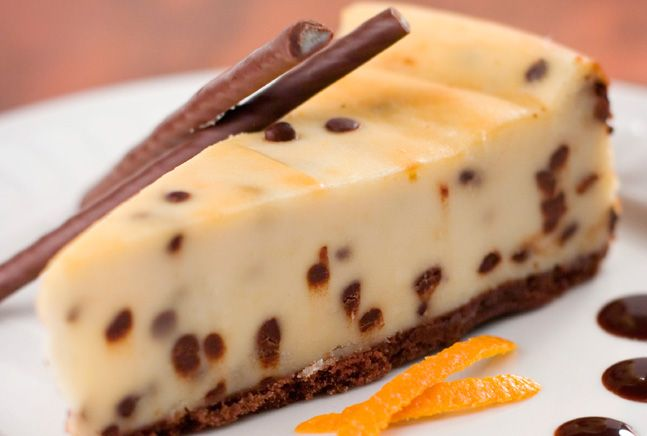 chocolate-chip-cheesecake | Feasts of Yah | Pinterest