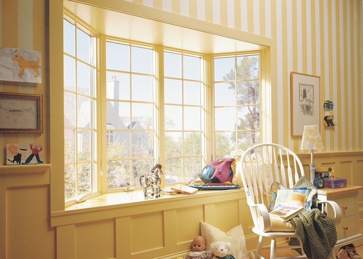 Bow window windows and window seats pinterest for Bow window replacement