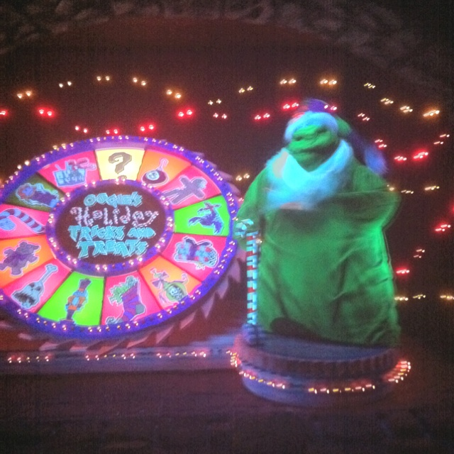 Nightmare Before Christmas ride! | Disney :) | Pinterest