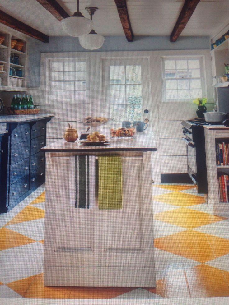 Kitchen Floor Home Decor Pinterest