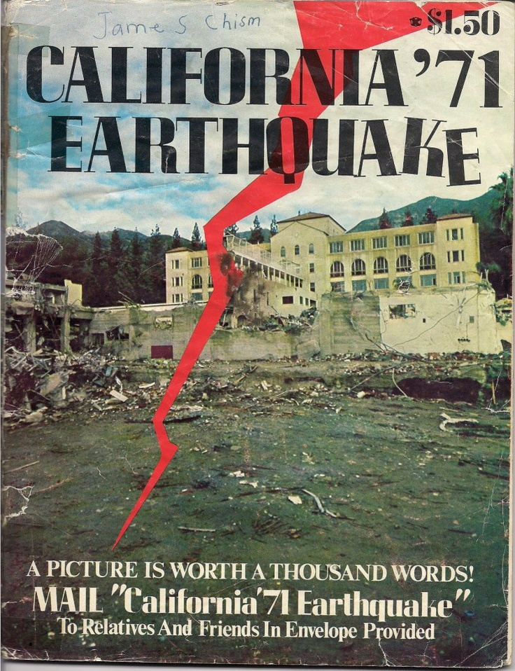 northridge earthquake essays