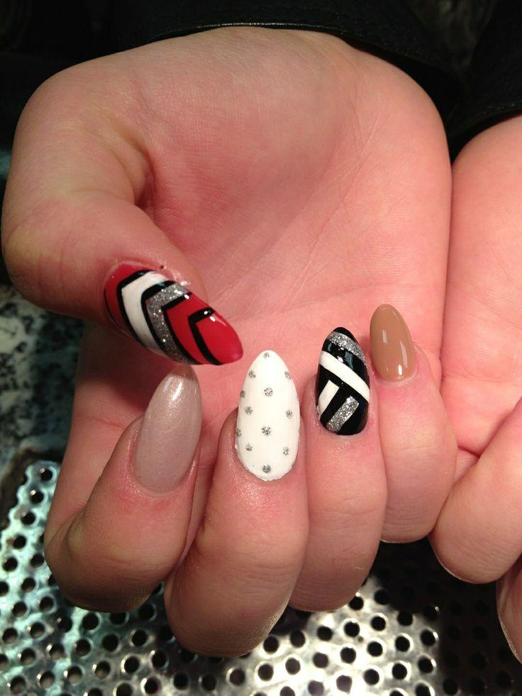 Classy nails | Nail Design | Pinterest