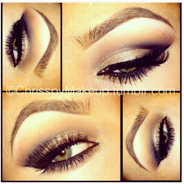 Prom makeup : ) | Makeup ideas | Pinterest
