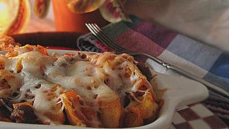 Cheesy Italian Tortellini (Crock Pot) | Dinner, with time to wait on ...