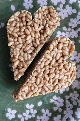 Peanut butter Krispy treats   Recipes to try   Pinterest