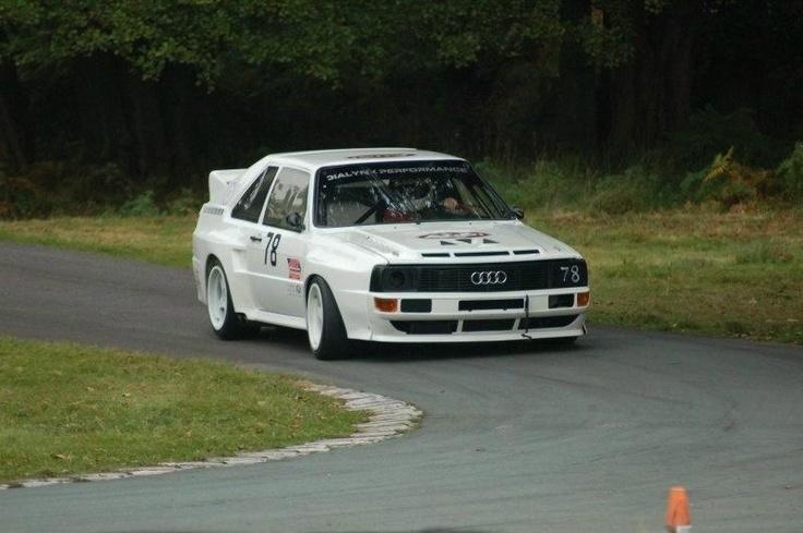 Audi Quattro Group B 46