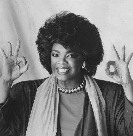 oprah winfrey biography essay