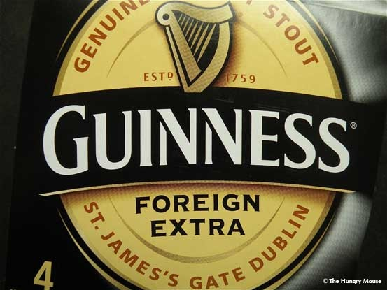 Guinness ice cream - plus links to making your own vanilla extract