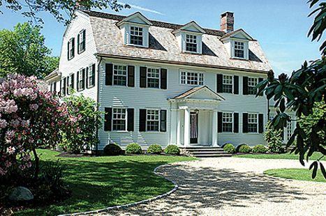 Best White Shingle Hamptons Style House House Love Pinterest 400 x 300
